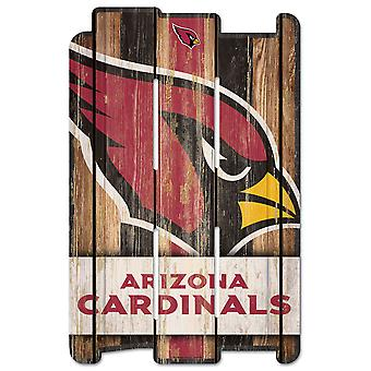 Wincraft PLANK Wood Sign Wood Sign - NFL Arizona Cardinals