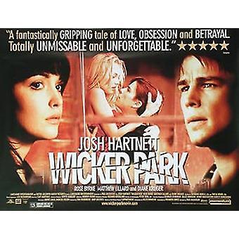 Wicker Park Original Cinema Poster