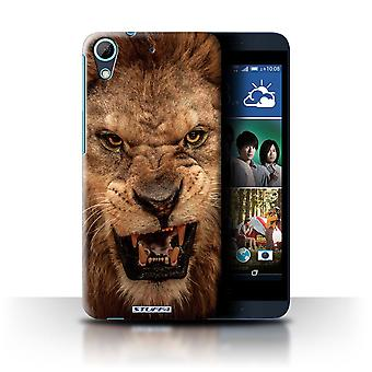 STUFF4 Case/Cover voor HTC Desire 626/Lion/Wildlife dieren