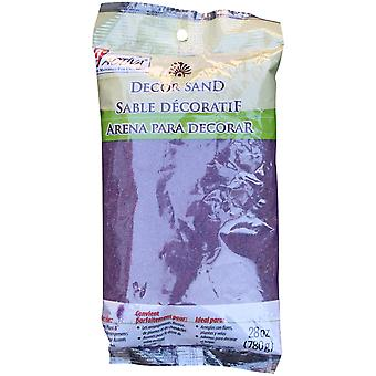 Decor Sand 28Oz Pkg Purple Dcsand 4288