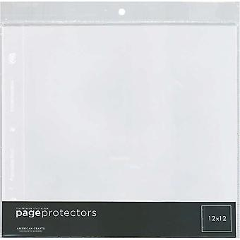 Page Protectors Top Loading 12