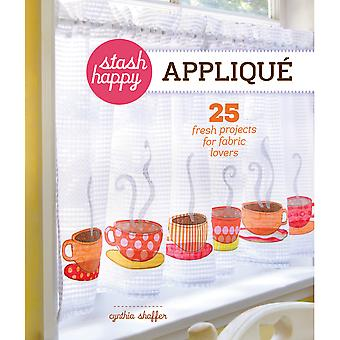 Lark Books Stash Happy Applique Lb 2801