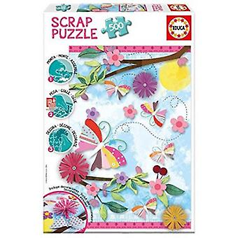 Educa Garden Art 500 Pieces (Speelgoed , Bordspellen , Puzzels)