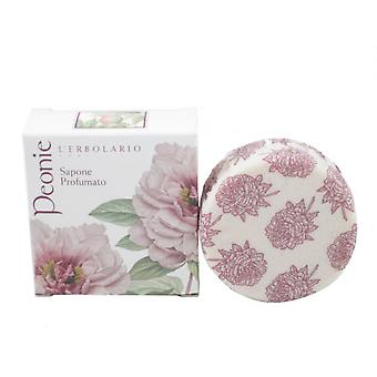 L'Erbolario Peonies Perfumed Soap (Vrouwen , Cosmetica , Body , Douche & Bad , Bath gels)