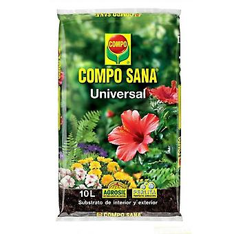 Compo universal healthy 10l (Garden , Gardening , Substratums and fertilizers)