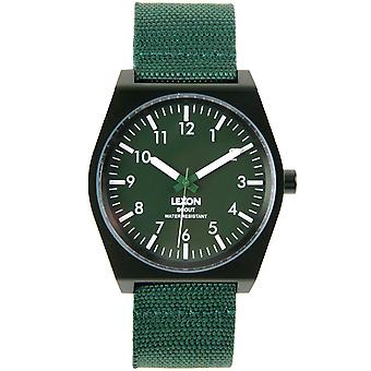 Green Lexon Scout Watch