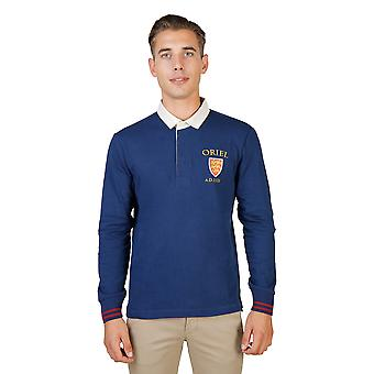 Oxford University Polo men Blue
