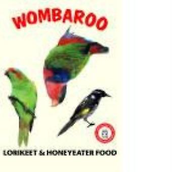Wombaroo Lori/Honeyeater Food  9kg