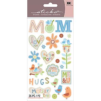 Sticko Stickers-Special Mom E5200136