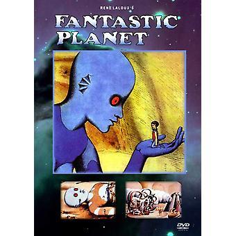 O planeta selvagem filme Poster Print (27 x 40)