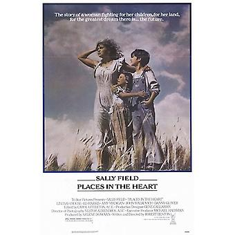 Places in the Heart Movie Poster (11 x 17)