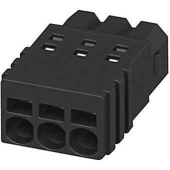 Socket enclosure - cable PTSM Phoenix Contact 1778858 Contact spacing: 2.50 mm 1 pc(s)
