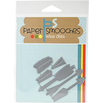 Paper Smooches Die-Arrow SED341