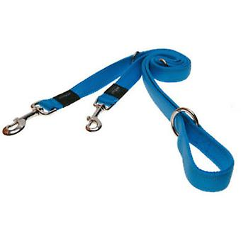 Rogz Leash -Lumberjack Multi- (Dogs , Collars, Leads and Harnesses , Leads)