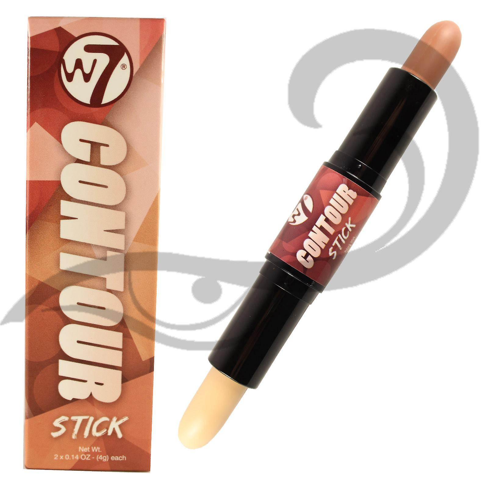 W7 Dual Face Shaping Contour Stick Fair