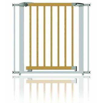 Clippasafe Barrier Wood 72,50 A 95 Cm (Furniture , Child's , Safety)