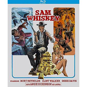 Sam Whiskey [BLU-RAY] USA import