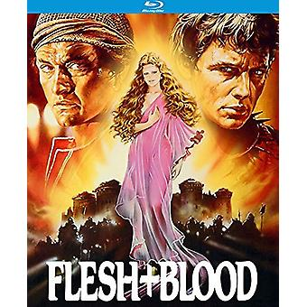 Flesh & Blood [Blu-ray] USA import