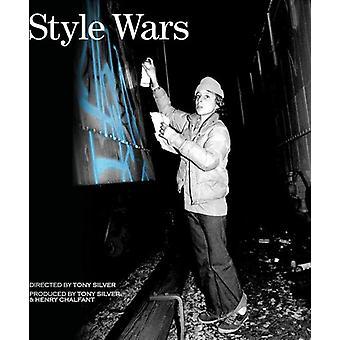 Importer des USA de style Wars [Blu-ray]
