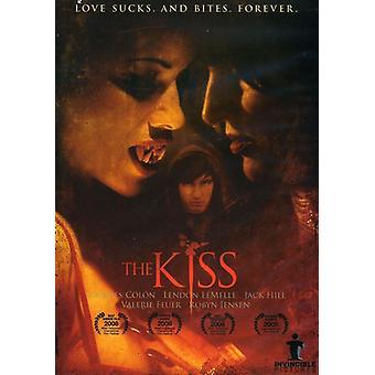 Kiss [DVD] USA importerer