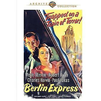 Importação de EUA expresso de Berlim [DVD]