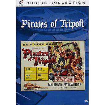 Pirates of Tripoli [DVD] USA import