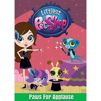 Littlest Pet Shop: A Pfoten für den Applaus [DVD] USA import