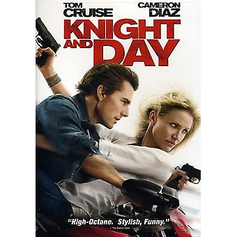 Knight & Day [DVD] USA import