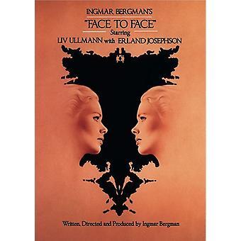 Ansikte mot ansikte (1976) [DVD] USA import