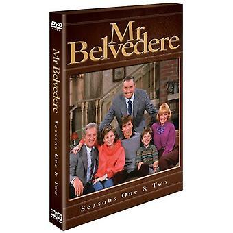 Mr. Belvedere: Sezon 1-2 [DVD] USA import