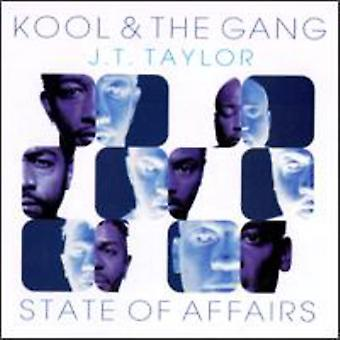 Kool & bande - State of Affairs [CD] USA importerer