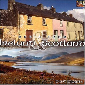 Pied Pipers - Music From Ireland & Scotland [CD] USA import