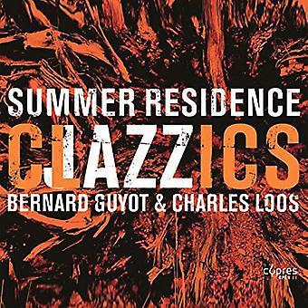 Guyot, Bernard / Loos, Charles - sommerresidens [CD] USA import