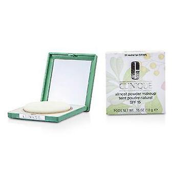 Clinique Almost Powder MakeUp SPF 15 - No. 02 Neutral Fair - 10g/0.35oz