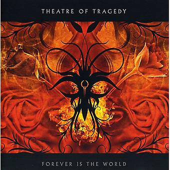 Theatre of Tragedy - Forever Is the World [CD] USA import