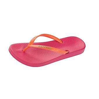 Ipanema Tropical Womens Flip Flops / Sandals - Pink