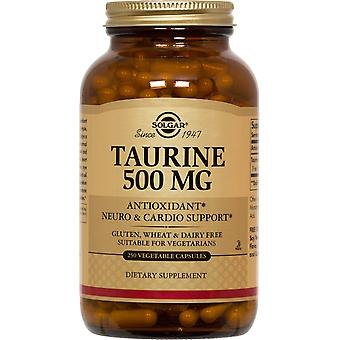 Solgar Tauryna 500 mg ct 250 ml
