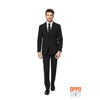 Opposuit 黒騎士黒スーツ スリムライン プレミアム 3 ワンピース EU サイズ