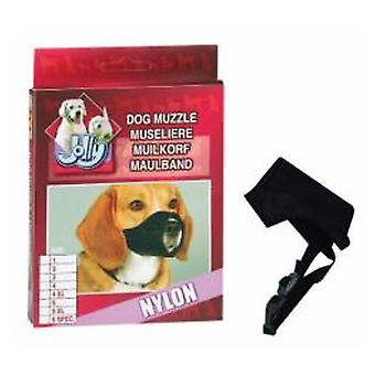 Flamingo Xl Nylon Muzzle Rottweiler (Dogs , Walking Accessories , Muzzles)