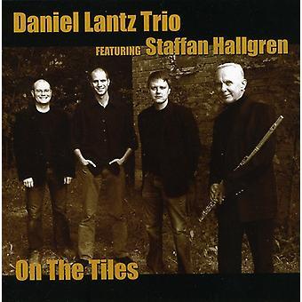Daniel Lantz Trio - importação E.U.A. em ladrilhos [CD]