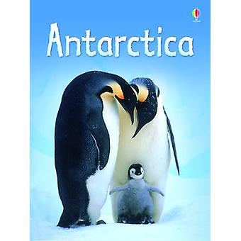 Antarctica 9780746080351 by Lucy Bowman & Adam Stower