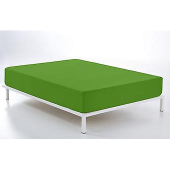 ES-TELA Combi Sheet 50/50 Smooth Green Sheet (Textile , Bed Linens)