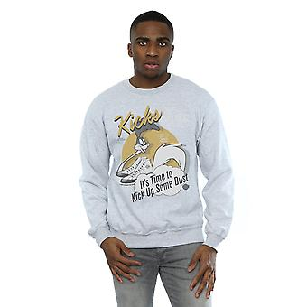 Looney Tunes Men's Road Runner Kicks Sweatshirt