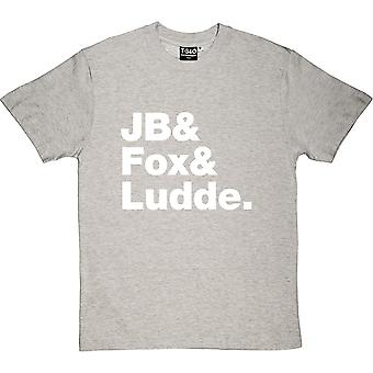 Grand Magus Stage Name Line-Up Men's T-Shirt