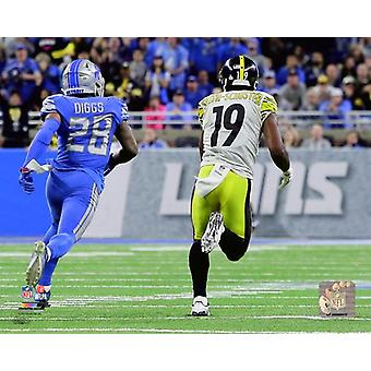 JuJu Smith-Schuster 2017 handling Photo Print