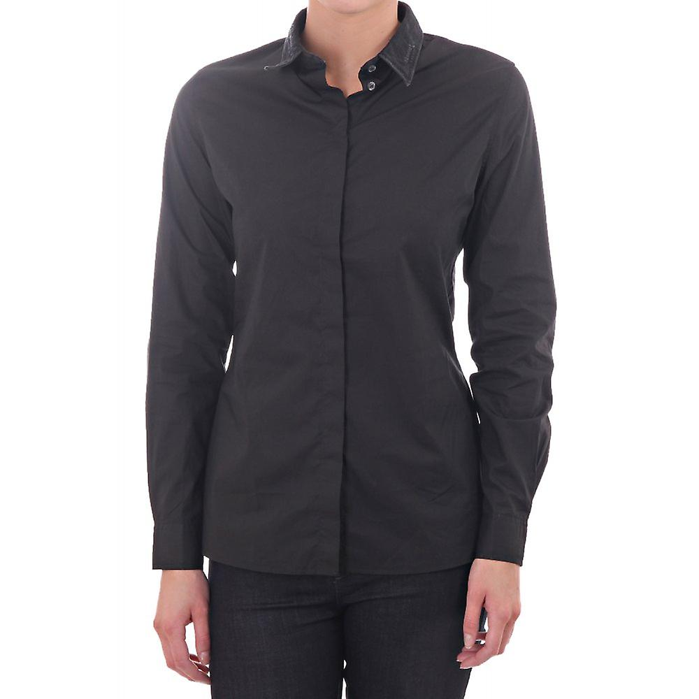 Diesel C-mirab Shirt With Contrast Collar