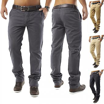 CHINO pants of Honey DSN jeans regular fit Chinohose trousers W29 - W38 beige grey