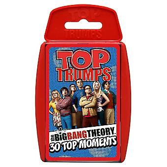 Top Trumps The Big Bang Theory