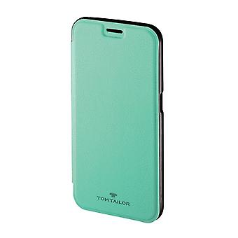 Tom Tailor Booklet New Basic Voor Samsung Galaxy S6 Peppermint