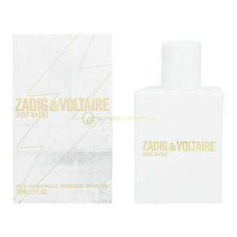 Zadig & Voltaire Just Rock! For Her Eau De Parfum Spray 30ml